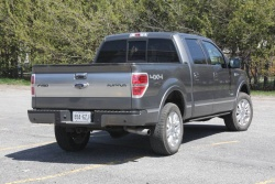 Test Drive: 2011 Ford F 150 SuperCrew EcoBoost ford