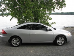 Honda Accord EX-V6 coupe