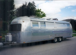 1979 Airstream International Sovereign trailer