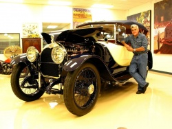 Jay Leno and his 1916 Simplex