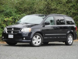 Test Drive: 2011 Dodge Grand Caravan Crew with Stow N Go reviews dodge car test drives