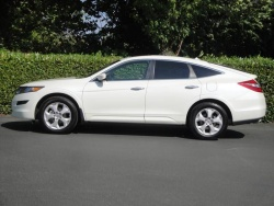 Test Drive: 2011 Honda Accord CrossTour EX L 4WD Navi car test drives ...