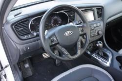 Test Drive: 2011 Kia Optima SX videos car test drives reviews kia