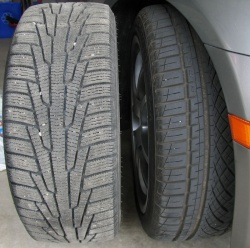 Tire Review: Nokian Hakkapeliitta R insights advice winter tires winter driving