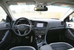 Day by Day Review: 2011 Kia Optima SX kia daily car reviews