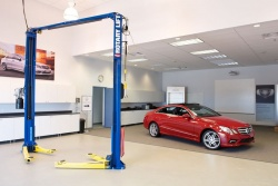 Feature: New Mercedes parts warehouse supplies the country  auto articles auto brands
