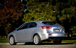 Test Drive: 2011 Mitsubishi Lancer Sportback Ralliart car test drives reviews mitsubishi