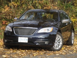 Test Drive: 2011 Chrysler 200 Limited sedan chrysler