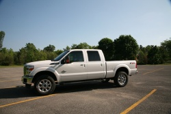 2011 Ford F-350 SuperDuty Lariat 4x4