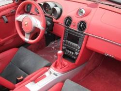 2011 Porsche Boxster Spyder