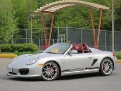 Drive: 2011 Porsche Boxster Spyder car test drives porsche luxury cars