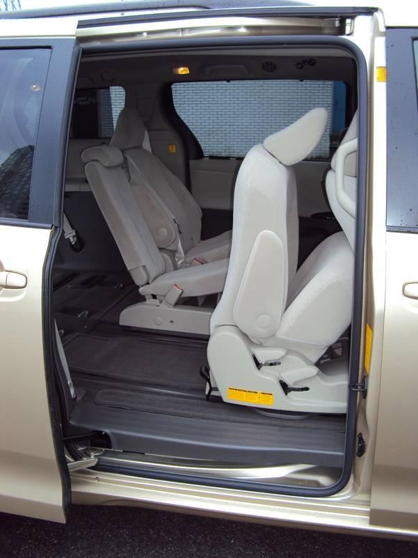 2011 Toyota Sienna LE V6