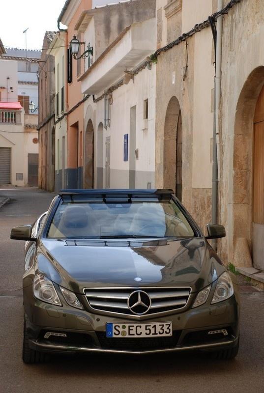 2011 Mercedes-Benz E-Class cabriolet