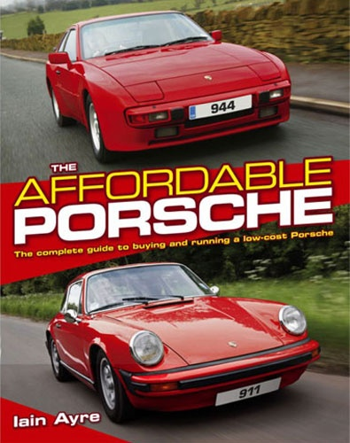 Book Review: The Affordable Porsche auto book reviews