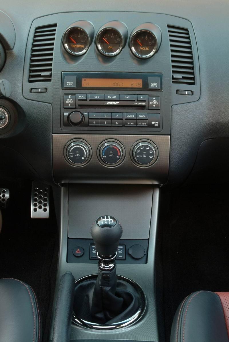 Modern Classics: Nissan Altima SE R, 2005 2006 modern classics car culture