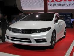 2012 Honda Civic concept
