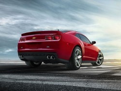 Preview: 2012 Chevrolet Camaro ZL1 reviews car previews auto articles chevrolet