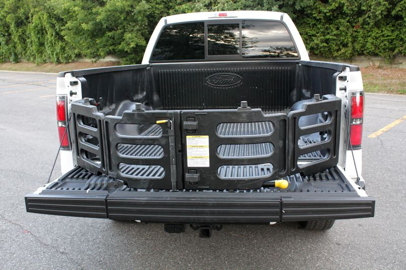 2012 Ford F-150 SuperCrew FX4 EcoBoost