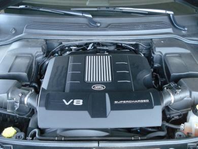 Land Rover Range Rover Sport, 2006–2012