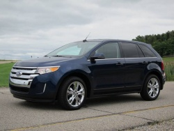 First Drive: 2012 Ford Edge ford first drives