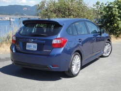 Second opinion: 2012 Subaru Impreza first drives