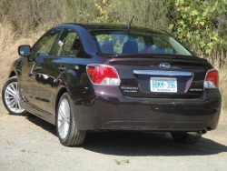 First Drive: 2012 Subaru Impreza   a second look first drives