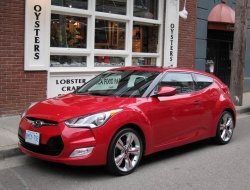 First Drive: 2012 Hyundai Veloster videos reviews hyundai first drives