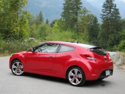 First Drive: 2012 Hyundai Veloster first drives