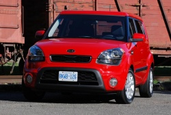 First Drive: 2012 Kia Soul first drives