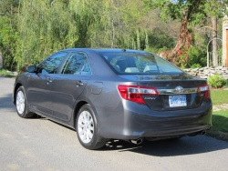 First Drive: 2012 Toyota Camry toyota reviews first drives