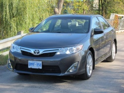 First Drive: 2012 Toyota Camry first drives