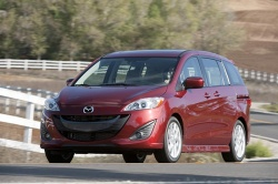 Preview: 2012 Mazda5 car previews mazda
