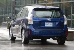 First Drive: 2012 Toyota Prius v toyota hybrids first drives