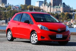 First Drive: 2012 Toyota Yaris first drives