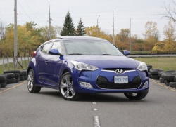 Test Drive: 2012 Hyundai Veloster hyundai