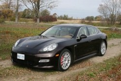 Test Drive: 2012 Porsche Panamera Turbo S car test drives reviews porsche luxury cars