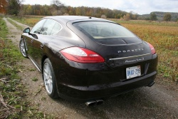 Test Drive: 2012 Porsche Panamera Turbo S luxury cars