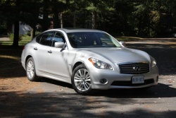 Test Drive: 2012 Infiniti M35h greenreviews