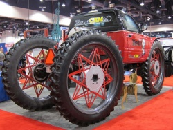 Feature: SEMA 2011 auto brands