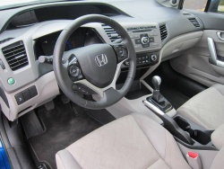 Test Drive: 2012 Honda Civic EX Coupe honda