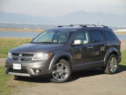 Test Drive: 2012 Dodge Journey R/T AWD car test drives reviews dodge