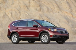 First Drive: 2012 Honda CR V reviews honda first drives