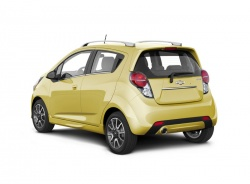 Chevrolet unveils all new 2013 Spark 2011 los angeles auto show