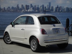 Test Drive: 2012 Fiat 500 Lounge car test drives reviews fiat