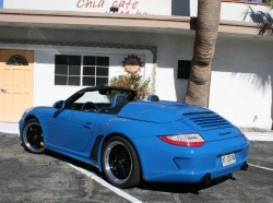 First Drive: 2012 Porsche 911 Speedster first drives