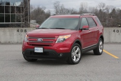 Long term test: 2012 Ford Explorer, Part two auto articles