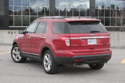 Long term test drive: 2012 Ford Explorer, part three ford