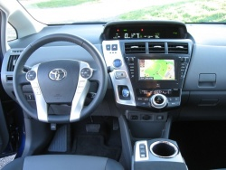 2012 Toyota Prius V Touring + Technology Package