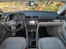 2012 VW Passat 2.5L Comfortline