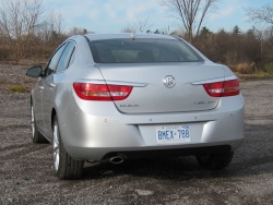 First Drive: 2012 Buick Verano reviews luxury cars first drives buick